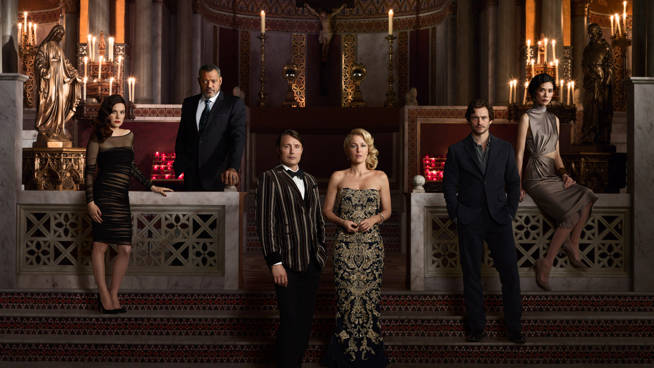 Cast of Hannibal